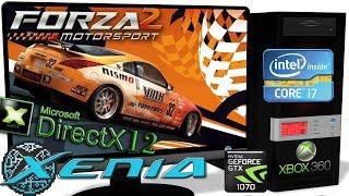 XENIA [Xbox 360 Emulator] - Forza Motorsport 2 [Gameplay] Dx12-1.06-ML #3