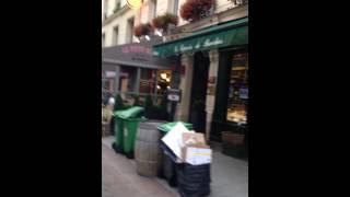 QUICK PARIS STREET VLOG | sevendaysofstyle Thumbnail