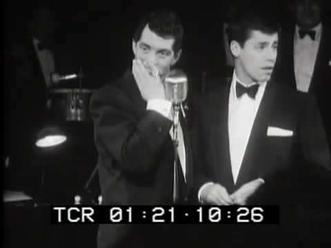 JERRY LEWIS /DEAN MARTIN  - cover