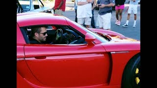 Paul Walker 3 mint before his car crash.(11/30/2013)