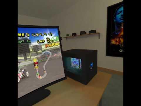 Emulator for oculus go