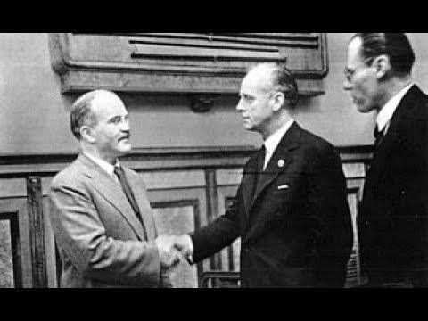 Пакт Молотова — Риббентропа : повернуть тигров в сторону Англии | Андрей Дмитриев