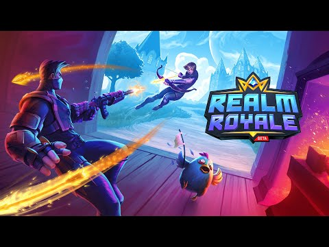 Realm Royale - Now in Free to Play Open Beta!