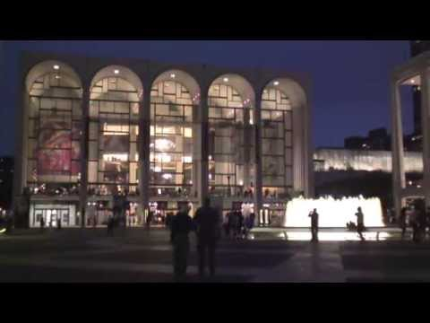 Lincoln Center & NYC's Upper West Side