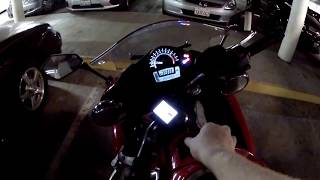 Ninja 650 With Speakers