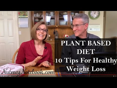 Plant Based Diet, 10 Tips For Healthy Weight Loss