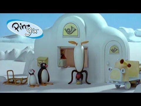 Pingu: Pinga has Hiccups