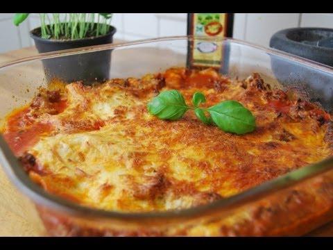 Lasagne - Klassiker der Italienische Küche - YouTube