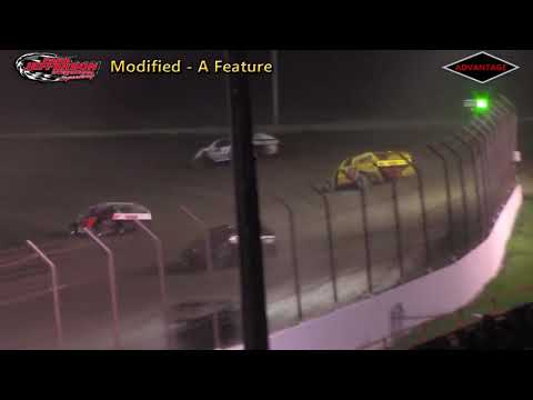 Modified Feature - Park Jefferson Speedway - 5/5/18