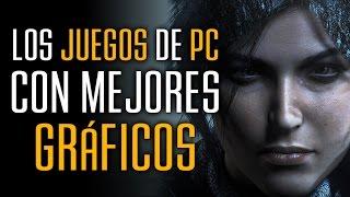 Juegos que llevan tu PC al ¡¡¡LÍMITE!!!