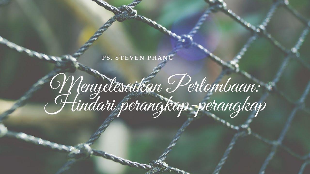 20 Desember ibadah indonesia: Mencapai Garis Akhir ~ Ps. Steven Phang