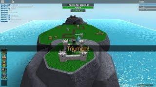 Roblox Tower Battles - Castle Co-Op Triumph