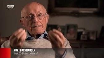 """SS - Die letzten Zeugen - Innenansicht der faschistischen Garde - SS: """"Gehorsam bis in den Tod"""""""