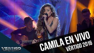 Vértigo 2016 | Camila Gallardo en vivo