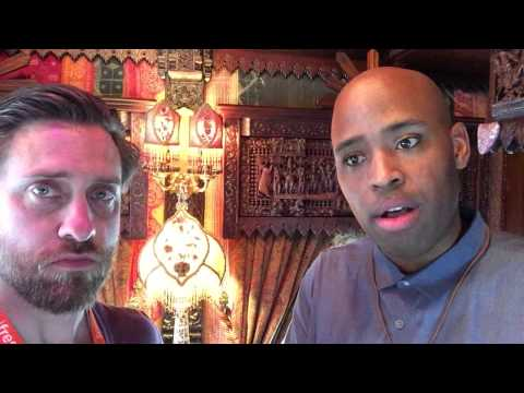 Social Fresh on location at SXSW with Patron's Adrian Parker