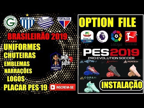 Pes 2010 option file update transfer (17-12-2017) pesgaming.