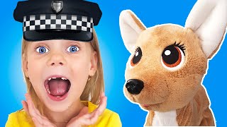 Vitalina life and favorite pet stories | Pretend play for kids