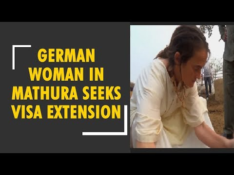 German woman turns savior for cows, seeks visa extension