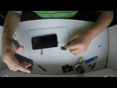 Смартфон Honor 7A DUA-L22 Замена дисплея