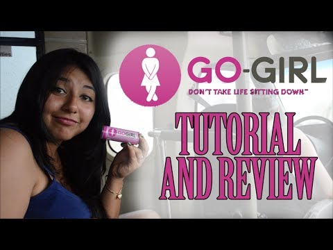 GoGirl Tutorial and Review in English and Spanish