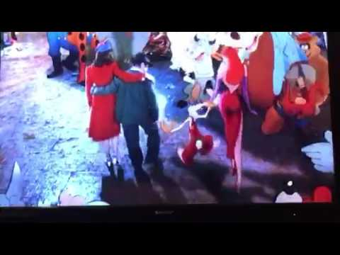 Who framed roger rabbit ending scene. With john Williams raiders ...