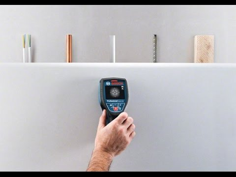 Bosch Blue Professional - Detect 120 - The intuitive radar scanner for all materials