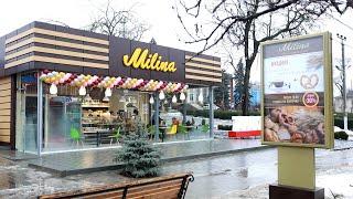 Открытие кафе Milina  в Тараклии