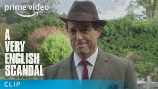 A Very English Scandal - Clip: Meet Norman | Prime Video