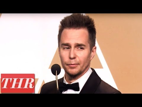 Sam Rockwell on Winning Best Supporting Actor | Oscars 2018