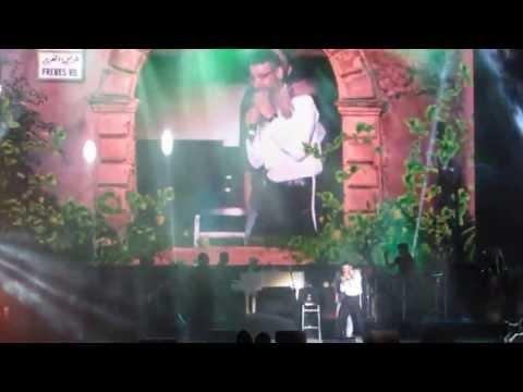 עמיר בניון ואברהם פריד - עומד בשער -בריכת הסולטן