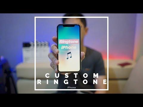 Bikin Dan Custom Ringtone Di IPhone