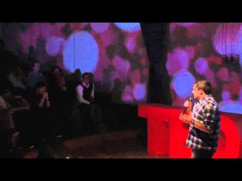 Esfuerzo, sonrisas y abrazos   Matias Vaca   TEDxUNLaR