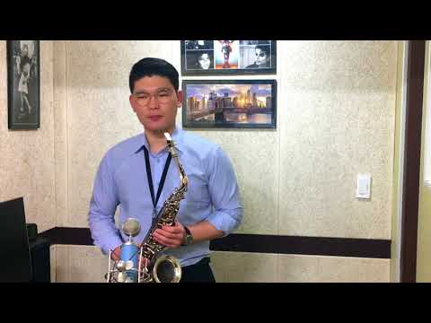 Stand By Me -김환휘 색소폰연주 Sax Instrumental [Eric Marienthal Ver.]