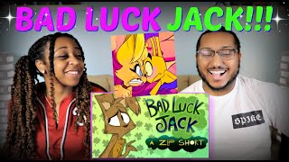"""Vivziepop """"ZooPhobia - Bad Luck Jack"""" REACTION!!!"""