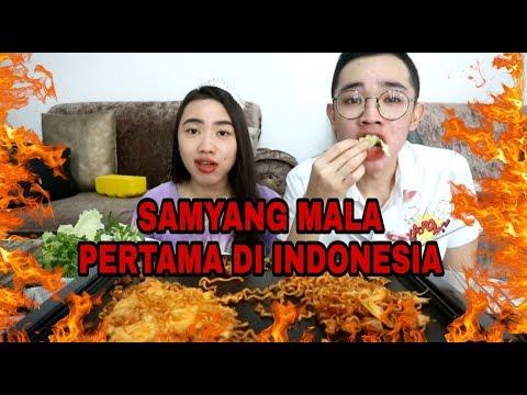 SAMYANG MALA PERTAMA DAN TERPEDAS SE-INDONESIA - DM Life   Giveaway   Mukbang