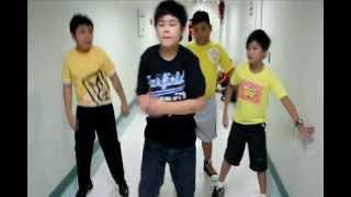 Harvey Bautista ( Goin Bulilit Gangnam Style) December 2012
