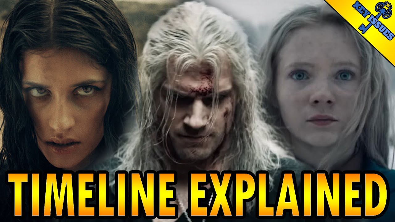 The Witcher | Three Timelines Explained thumbnail