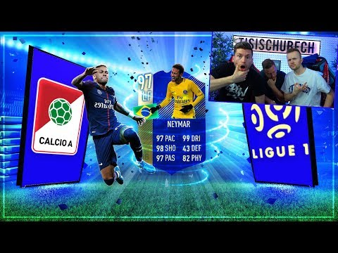FIFA 18: Ligue 1 + Calcio A TOTS PACK OPENING ESKALATION mit GAMERBROTHER 😱🔥
