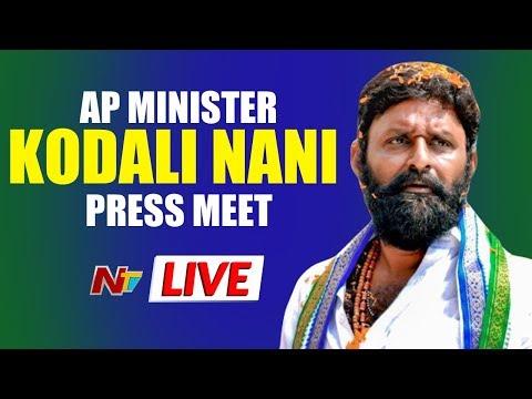 Minister Kodali Nani