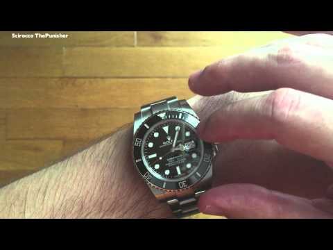 2016 rolex submariner date or no date youtube. Black Bedroom Furniture Sets. Home Design Ideas