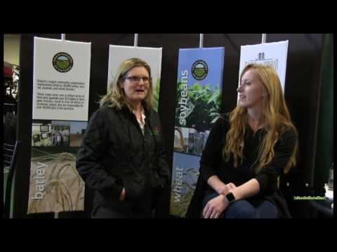 Inside Grain Farmers of Ontario - Episode 36: At the London Farm Show