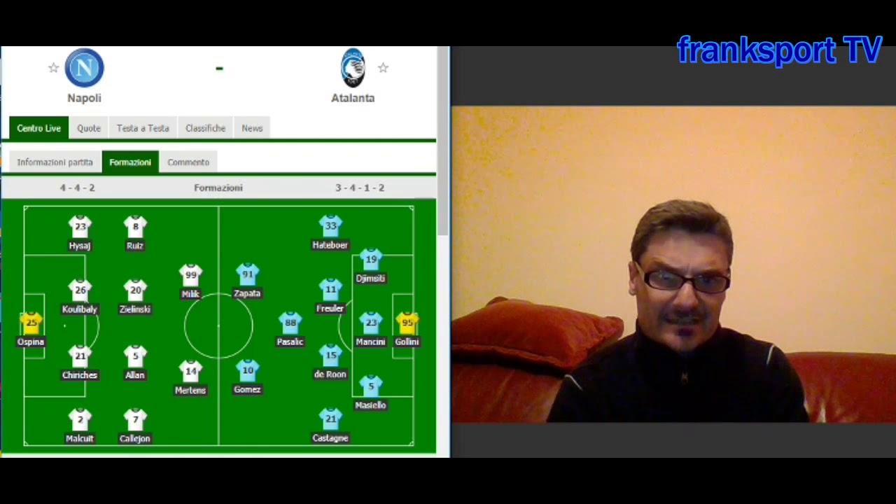 Download Napoli-Atalanta 1-2 La Dea ci castiga! Live reaction ai gol by frank Serie A 22.04.2019