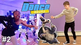 Dance Squad with Merrick Hanna | Ice Age Dance Challenge Ep. 2