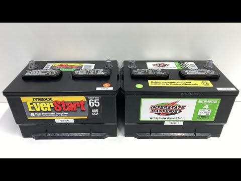 Walmart Battery Vs. Costco Battery - Price And Warranty