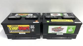 Walmart Battery vs. Costco Battery - Price and Warranty