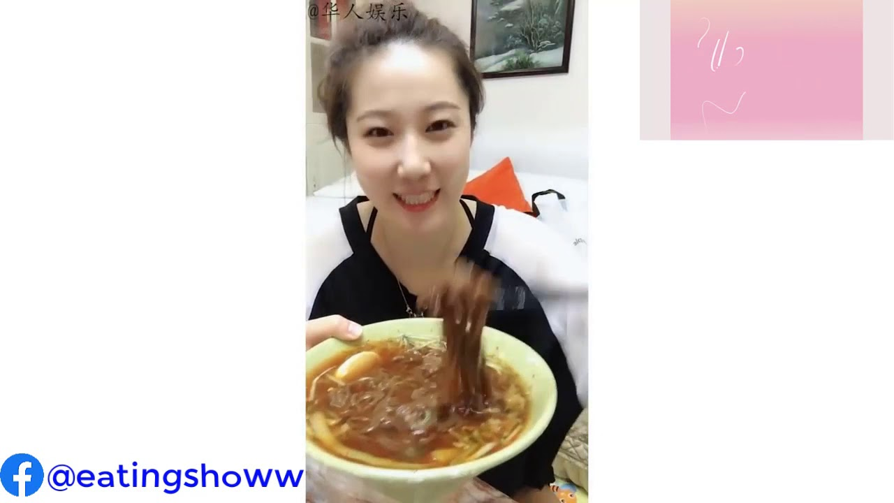 Eating show - ASRM - MUKBANG #3