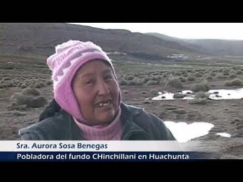 Cierre de pozos Huachunta Quellaveco, 2012