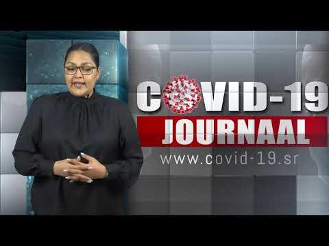 Het COVID 19 Journaal Aflevering 89 16 November
