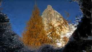 Dolomiti: i colori del Monte Pelmo (Val di Zoldo - Rifugio Venezia - Monte Penna)
