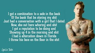 Machine Gun Kelly - El Diablo (Lyrics) | MGK | Hotel Diablo